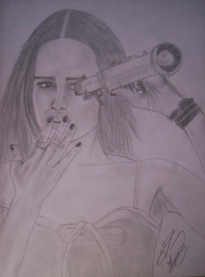 Melissa Mars par honorine12